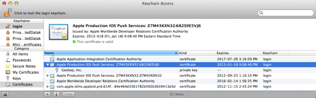 New-Push-Certificate-in-the-keychain